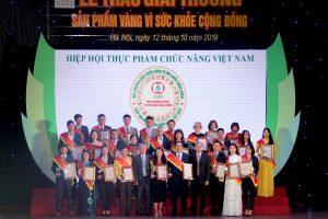 """Khang Dược được nhận """"Huy chương vàng vì sức khỏe cộng đồng"""" 2019"""
